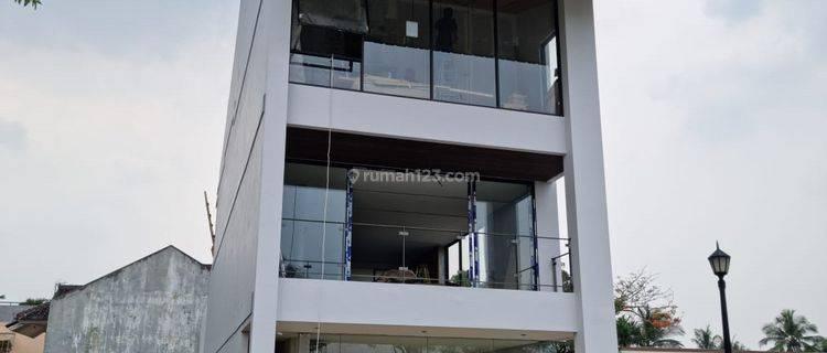 Ruko Murah 3 Lantai di LIPPO karawaci, lokasi di jalan Utama