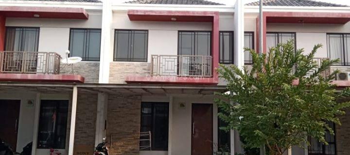 Rumah Minimalis Cluster Asia Green Lake City