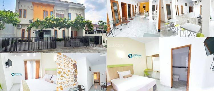 Rumah Induk + Kost Kos Eksklusif di Jakal Kaliurang Km 7.5 Banteng dekat UGM, Damai, Condongcatur,Kentungan,UII