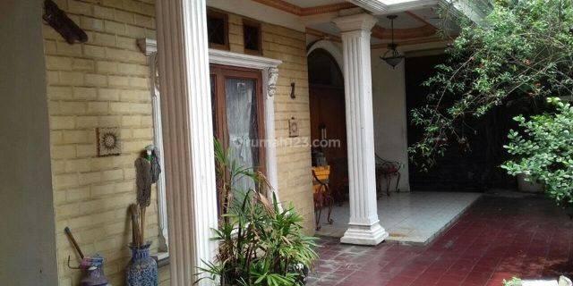 Rumah Tua Hitung Tanah di Rawamangun Jakarta Timur