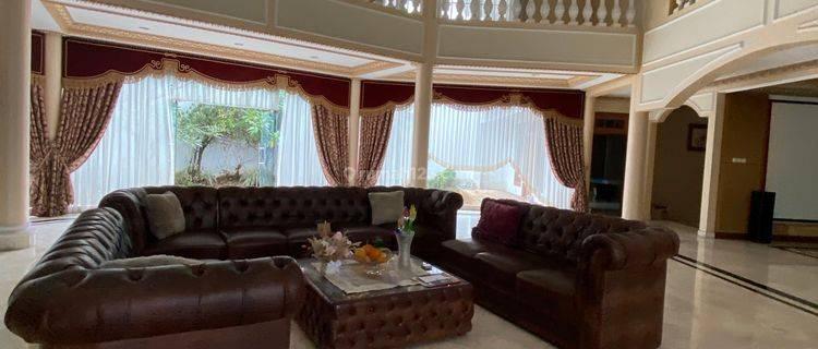 Rumah elite 2 lantai di Pantai Mutiara, good deal, harga NJOP