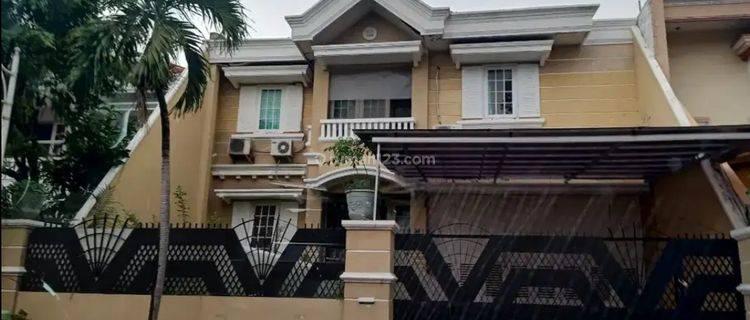 Full Furnish Rumah Villa Sentra Raya Citraland Surabaya - K.Tidur 5+1 - TerMURAH - dekat GWalk Kuliner