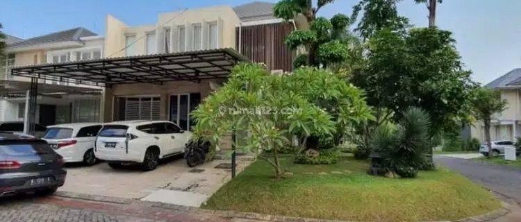 Rumah Pakuwon Indah Mansion Surabaya - Full Furnish - Garasi Carport 3 mobil