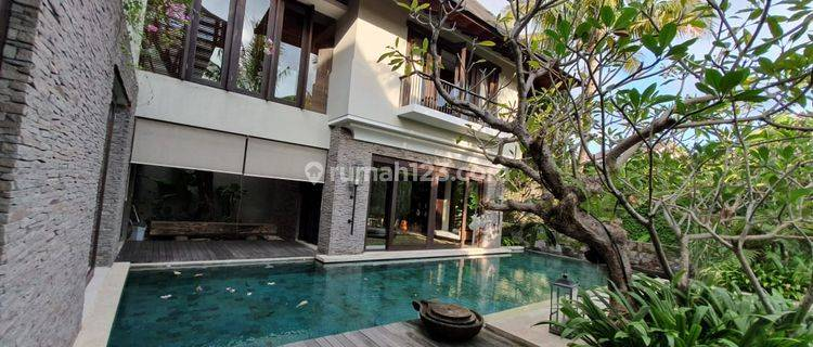Rumah Tropis Minimalis Citraland Bukit Golf Terfavorit