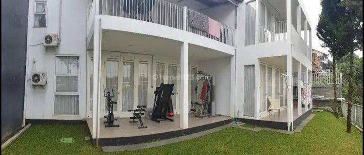 Rumah asri di resort Dago Pakar