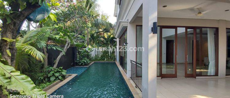 Tropical House in Cipete Close to French School