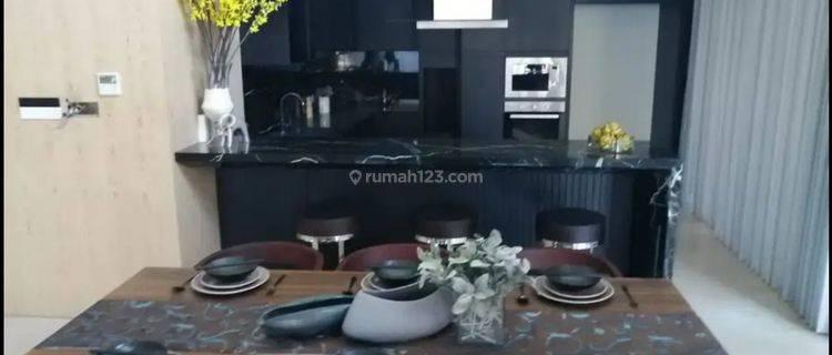 Rumah Graha Family Minimalis Semi Furnish