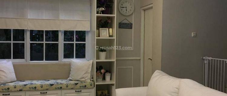 Dijual rumah di bintaro sektor 9, murah, cluster, design interior cantik american style