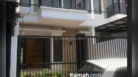 Rumah Baru Kamar 4 bisa KPR dekat Rawamangun