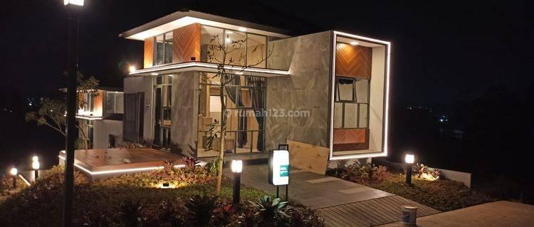 Rumah Idaman Termurah di Legok Parung panjang, lokasi Dekat Stasiun, Desain Villa sejuk dan nyaman