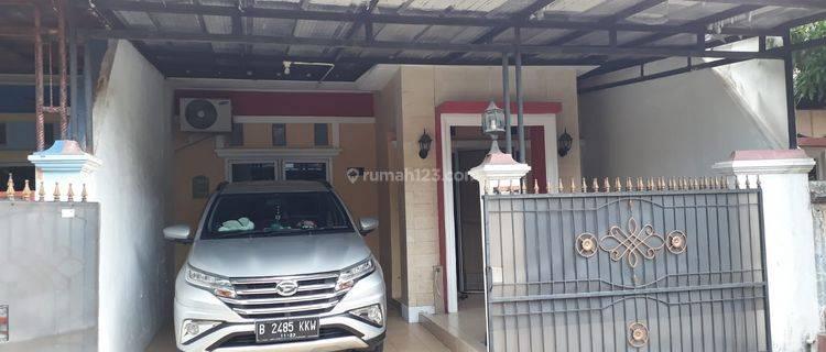 Dijual rumah siap huni di vila bogor indah cibinong dekat toll BORR