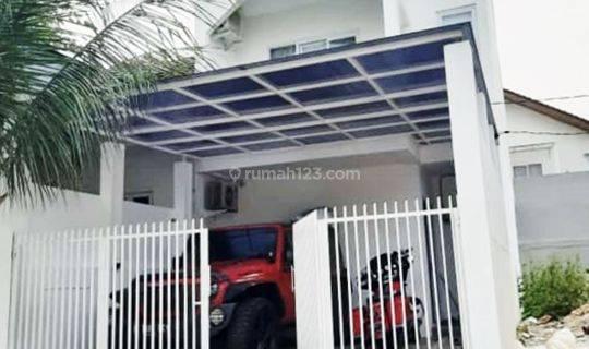 Rumah Siap Huni Jalan Perdana No 9 Pesanggrahan