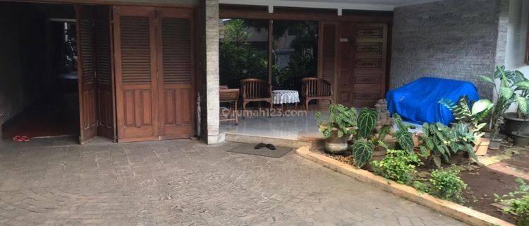 JUAL BU Rumah Tua Gandaria JAKARTA SELATAN (SL)