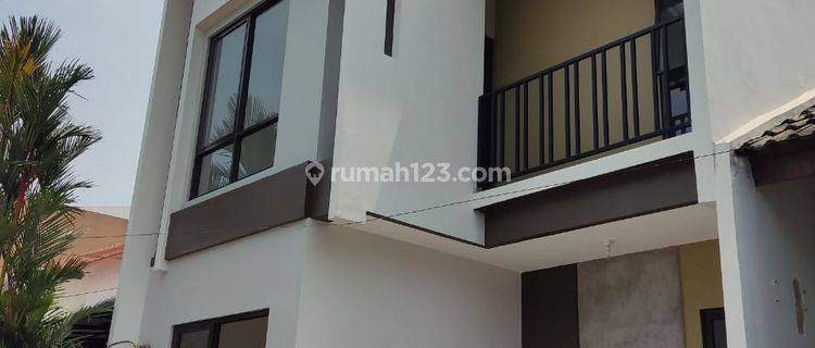Rumah Baru di Cluster Favorit Graha Raya Bintaro