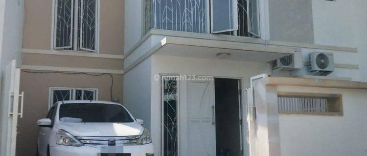 Rumah baru  minimalis siap huni di Sutorejo surabaya