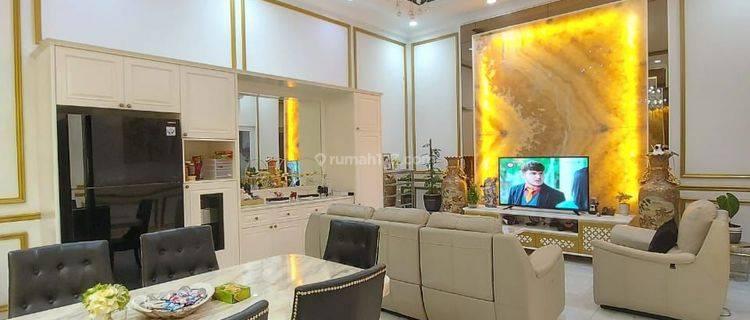 Rumah Bagus Muara Karang Uk 10x20, Lokasi Bagus, Full Furnished, Siap Huni, Muara Karang, Jakarta Utara