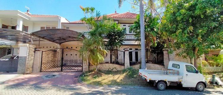 Rumah Pakuwon Indah Villa Bukit Indah selangkah ke Citraland