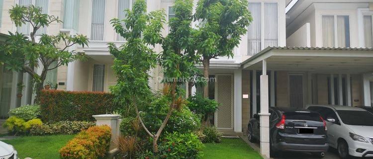 Pakuwon indah Vila Bukit Regensi 2 (VBR2) - Siap Huni, Semi Furnish
