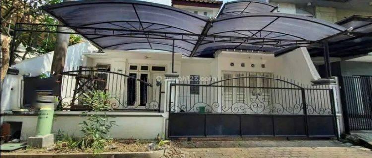 Rumah Villa Taman Gapura Citraland - Rangka GALVALUM - Garasi Carport 3 Mobil LUAS dekat GWalk