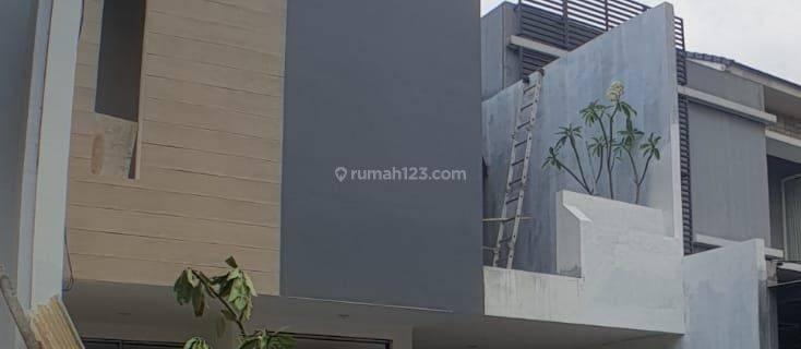 Rumah Baru Lokasi Strategis Di Graha Bintaro Jaya Tangerang Selatan