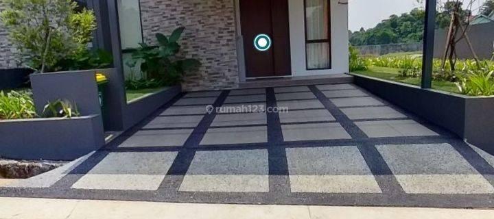 Hunian 2lt Type VICTORIA 69/72 Fasilitas Kolam Renang Di Kota Mandiri Parung