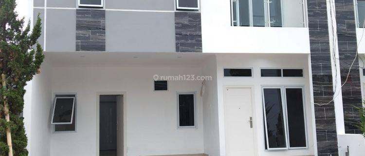 Rumah Baru Mewah 2Lantai Harga start Rp 1,4M-an di Bandung Kota