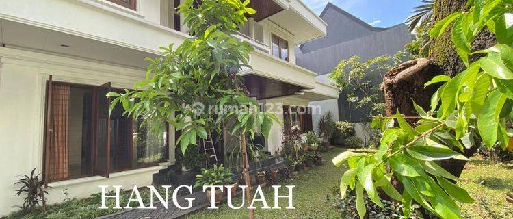 House in Senayan Area Prime Location