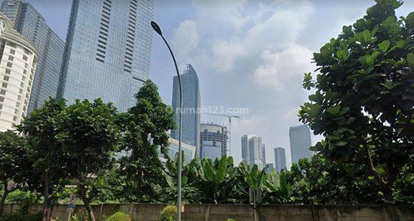 Tanah Komersial Jalan Dr Satrio Kuningan sebelah ITC Ambassador bisa 55 Lantai
