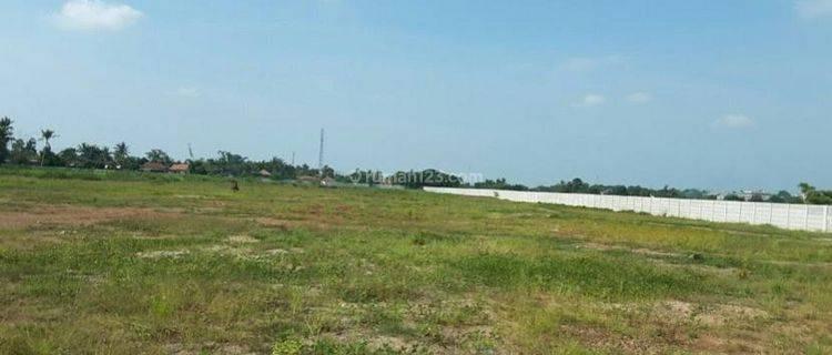 Tanah kavling Industri Strategis Di  Kota Tangerang