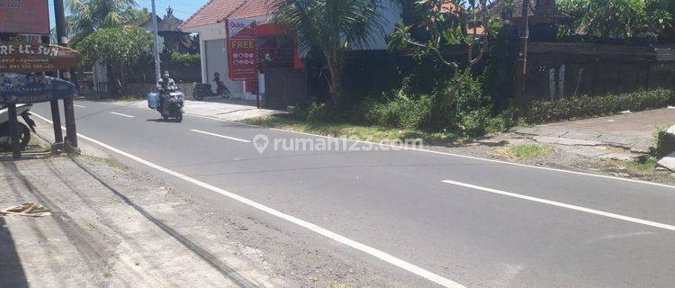 Commercial property Leasehold in Great Location Padang Linjong Canggu