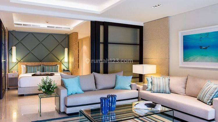 One Bedroom Luxury Oceanfront Apartment in Echo Beach, Canggu