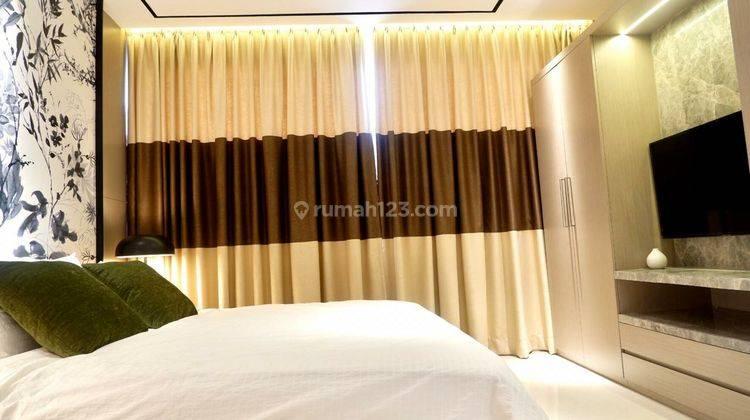 SUDAH FULL FURNISH HARGA PER METER DIJAMIN PALING BERSAHABAT ! Apartemen Siap Huni Hanya Selangkah ke Binus Alam Sutera Tangerang 5