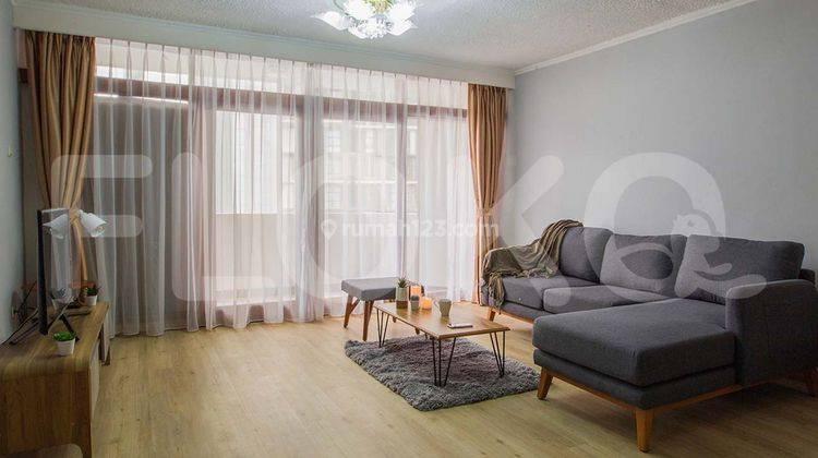 Apartemen Senopati Bayar Bulanan | 3BR Fully Furnished Newly Renovated