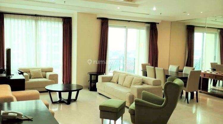 Pakubuwono Residence 2 bedroom + study room 201 m2