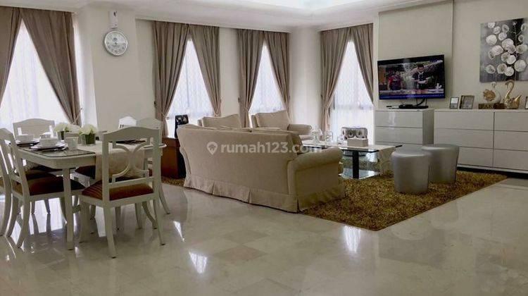 Apartemen Luxury Bukit Golf Pondok Indah harga bagus dan siap huni.
