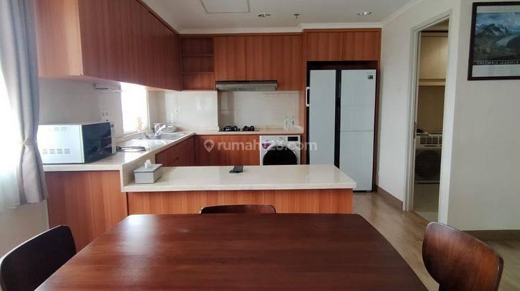 Apartement Trivium Terrace Lb 111 m2 Pemandangan Danau