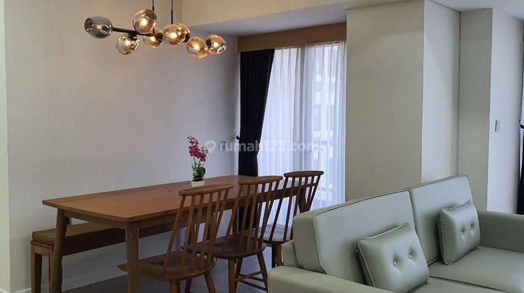 Sewa Apartemen Cikarang - Orange County  2 Bedroom 3