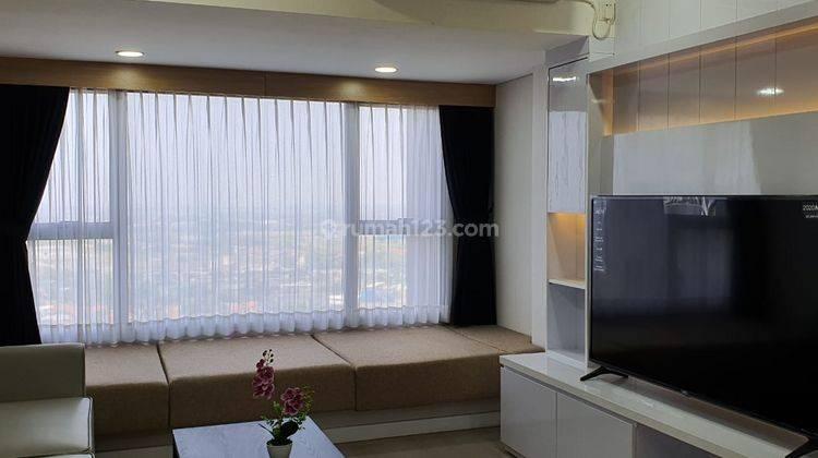 Sewa Apartemen Cikarang - Orange County  2 Bedroom 4