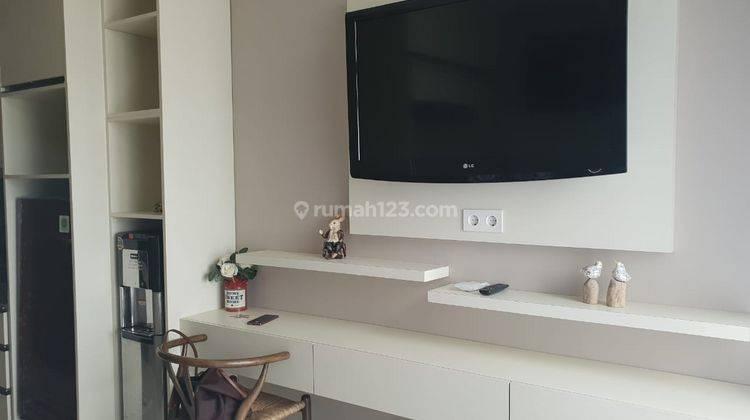 Yuhu Apartemen Fully Furnished Ciputra International Puri