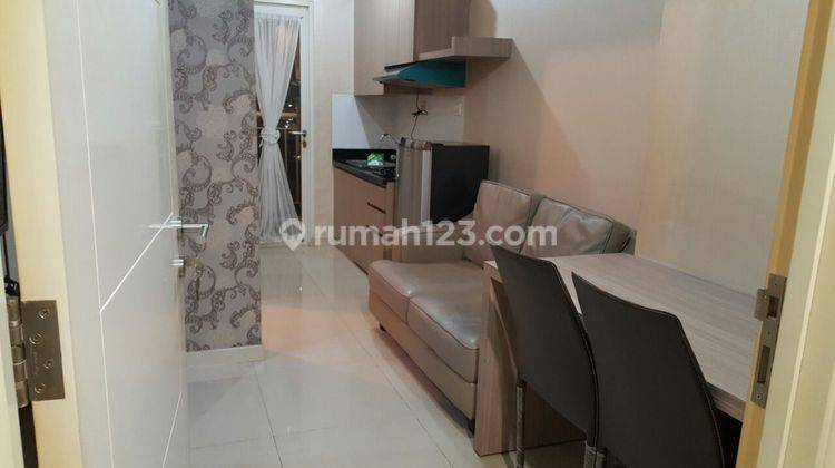1BR Furnished Apartemen Madison Park @ Podomoro City - Mall Central Park