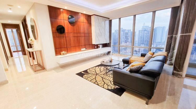 Apartemen The Elements at Epicentrum Kuningan – Private Lift - 3 Bedroom Furnished - Big Balcony 3