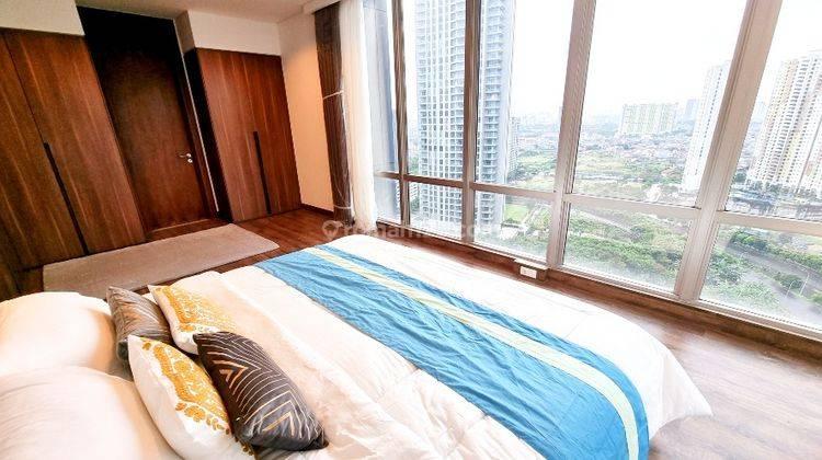 Apartemen The Elements at Epicentrum Kuningan – Private Lift - 3 Bedroom Furnished - Big Balcony 4