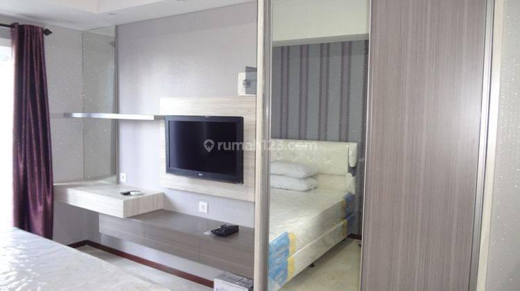 For Sale Royal Mediterania Garden Royal Lavender Tower - Studio Room 26 m2 FULL FURNISHED