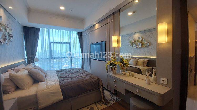 Casa Grande Chianti 2 BR 76 Modern Luxury Unit 17 Mio or USD $ 1,200 Casablanka Jakarta ERI Property