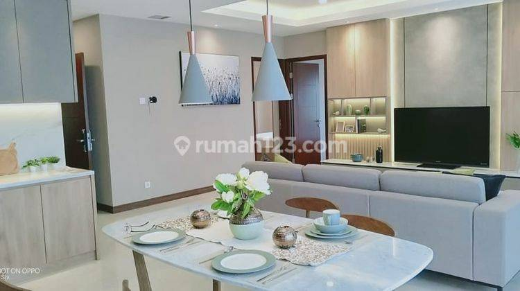 Apartment Hegarmanah Lt 17 5