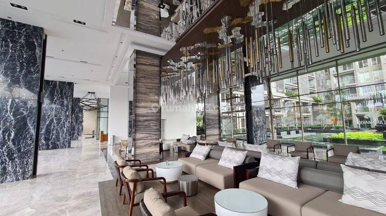 Apartemen Landmark Residence Type Studio Non Furnish Bandung 11