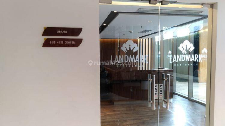 Apartemen Landmark Residence Type Studio Non Furnish Bandung 23