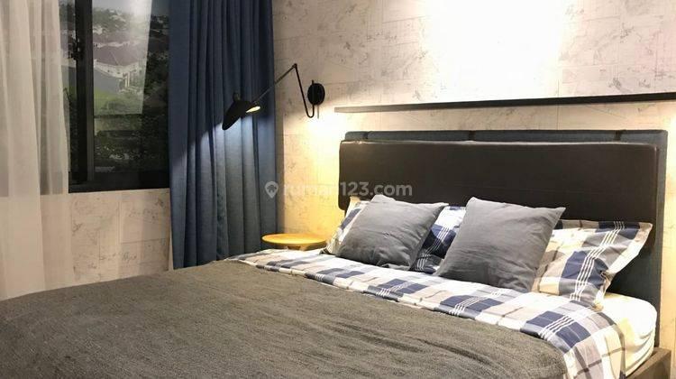 UNIT LANGKA SIAP HUNI! 2 Bedroom LLOYD Low Rise Apartemen ALAM SUTERA! Dekat ke Swimming Pool dan Basketball Court 3