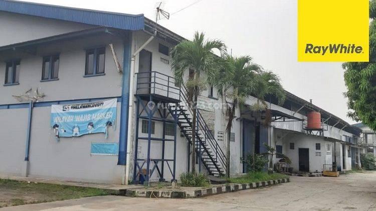 Ex Pabrik bisa digunakan Pabrik dan Gudang di Cikupa Mas Tangerang