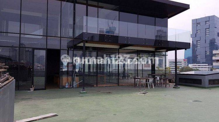 Gedung Mewah Strategis dekat dengan Thamrin Jakarta 1